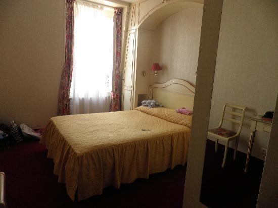 Hotel de l'Esperance: la camera