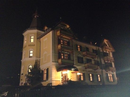 Hotel Monte Sella: vista notturna
