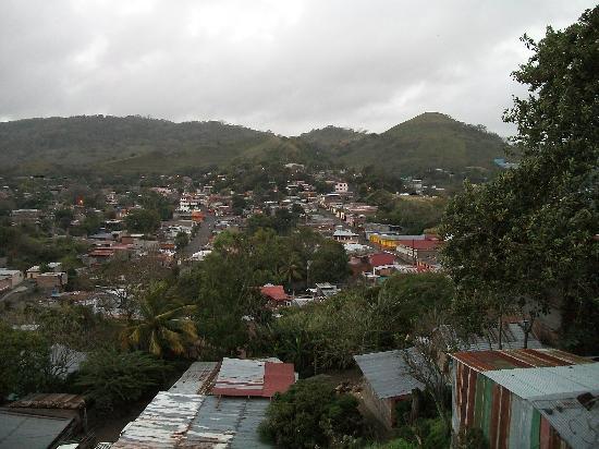 Hotel Posada del Bailante: View from the terrace
