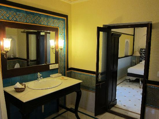 Royal Heritage Haveli : Bathroom