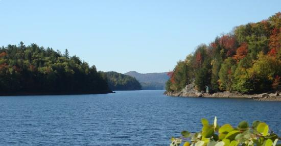 Indian Lake, État de New York : View from our point