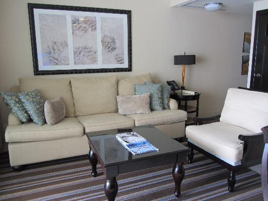 Ocean Two Resort & Residences: O2 - Living Room