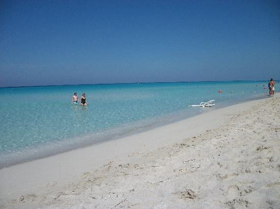 Gran Caribe Villa Tortuga: La superbe plage