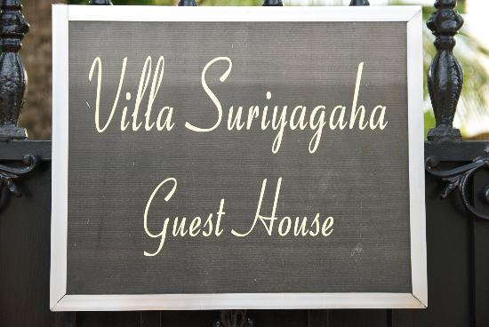 Villa Suriyagaha: The Best place to stay in SL!