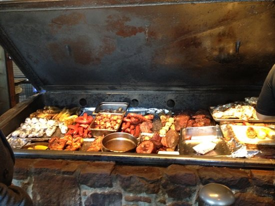 Get Your Grill On ~ Get your grill on picture of hard eight bbq coppell