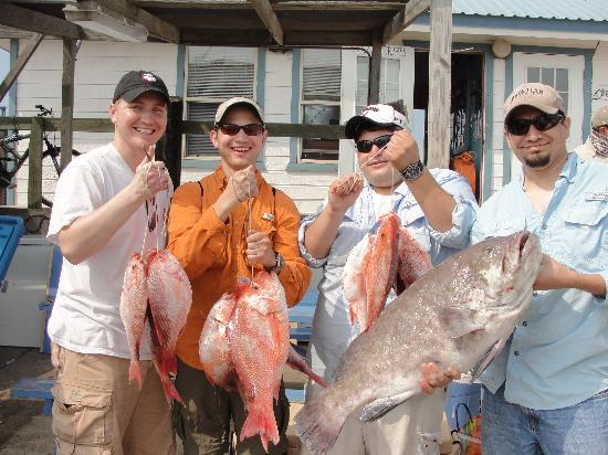 Captain Murphy's Fishing Charters : Our Catch