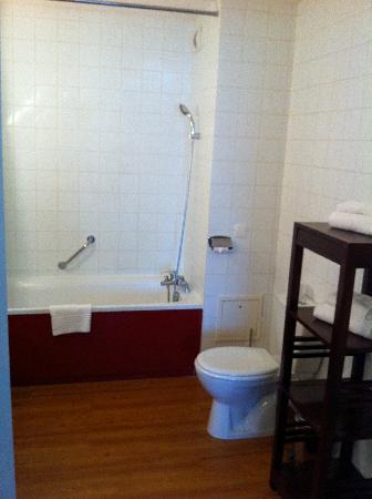 Hotel Les Jardins de Deauville: wc