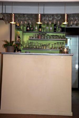 L'Ingénu : Le bar