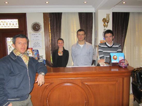 Blue Istanbul Hotel 사진