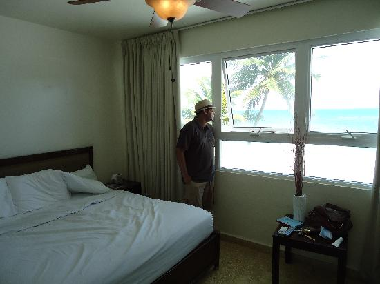 La Playita: our room