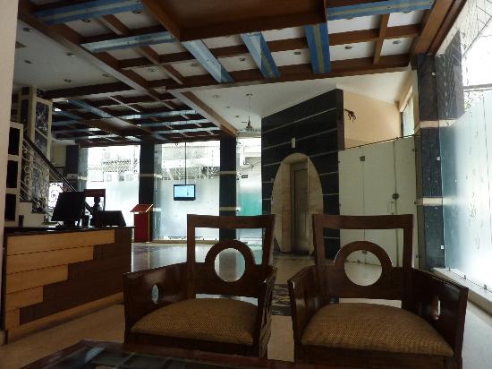 Hotel Delhi City Centre: Hotel Lobby