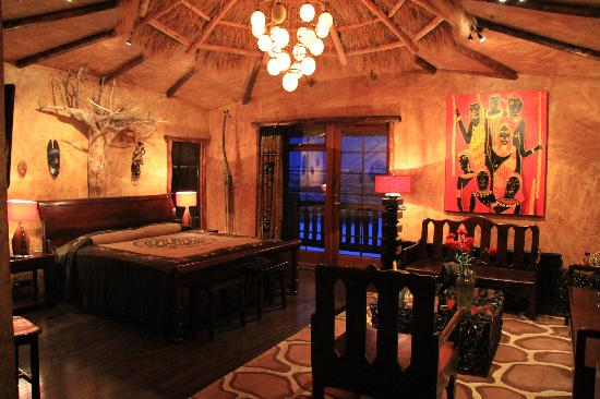 Hotel Ranga : Suite African Style