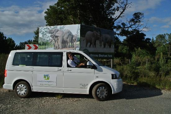 Western Cape Tours -  Day Tours: It's always an amazing time with Allan guiding you!