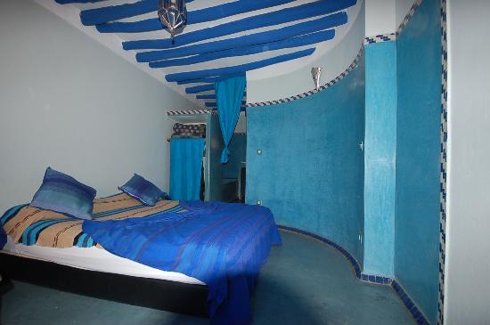 Riad Dar Nael: la nostra camera