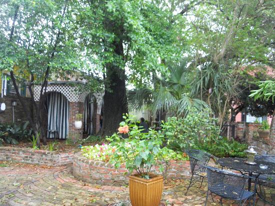 The New Orleans Jazz Quarters: Gardens