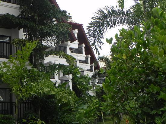 Novotel Samui Resort Chaweng Beach Kandaburi: Hotel zona collina