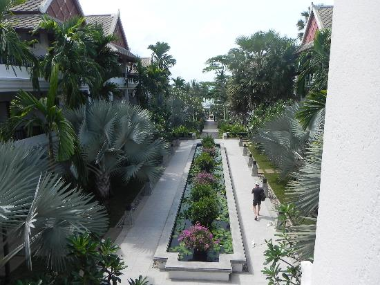 Novotel Samui Resort Chaweng Beach Kandaburi: Hotel