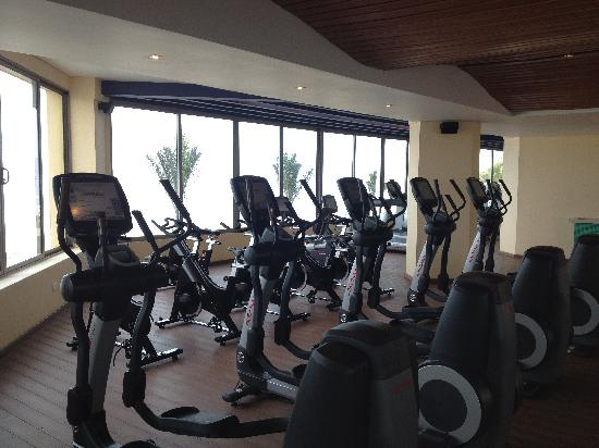 Zuana Beach Resort: GYM