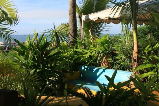 La Casa del Artista: perfect harmony with the lush nature fronting the beautiful Santiago Bay