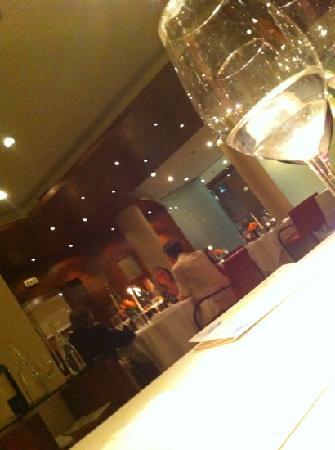 La Bourgogne : ambiente
