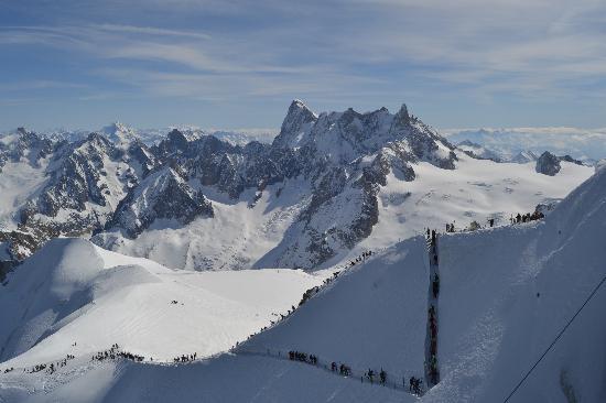 Ski Breezy - Chalet D'Ile: Aiguille du Midi