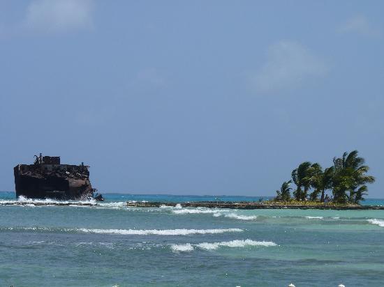 Wyspa San Andrés, Kolumbia: Rocky Cay