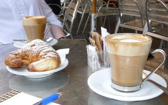 San Cosimato Caffe: Breakfast