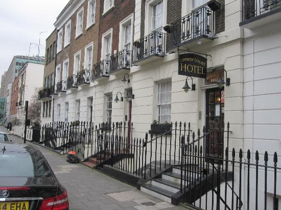 Cherry Court Hotel London Reviews