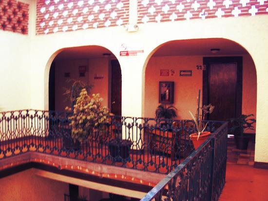Hotel del Portal: Segundo Piso