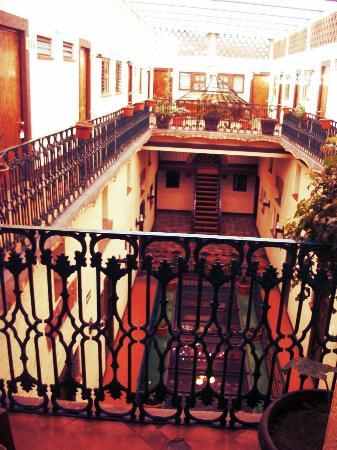 Hotel del Portal: Colonial