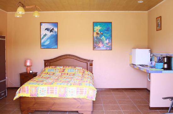 Casa Marin B&B: Inside of Dolphin Cabina