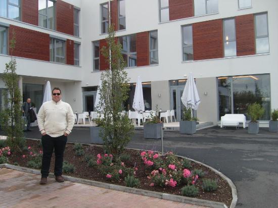 Hotel Kapellenberg: Show