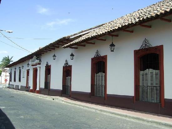 Museo de Arte Fundación Ortiz Gurdián: Main building of Museo de Arte