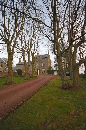 Glororum Farmhouse : Front aspect
