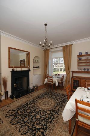 Glororum Farmhouse : The Dining Room