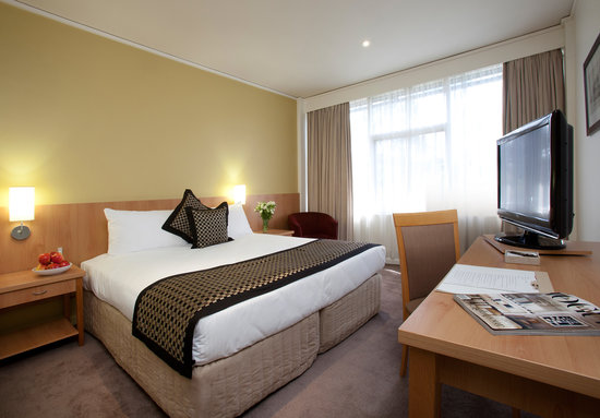 Mercure North Melbourne: Standard King Room