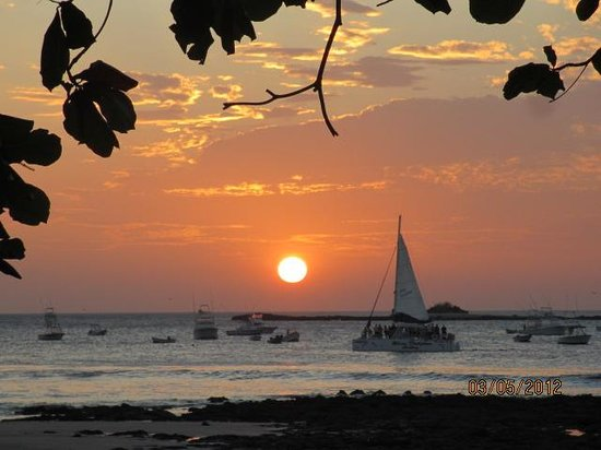 Get Lost In Costa Rica: Sunset