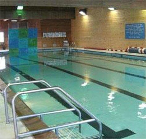 Grand Marais Municipal Pool Foto