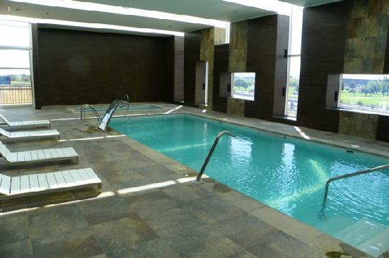 Hilton Garden Inn Santiago Airport: pool is very inviting