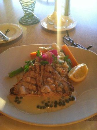 Vizcaino Waterfront Food + Drink: swordfish special