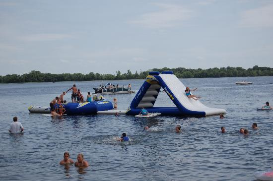 Canary Beach Resort: Lake Water Park