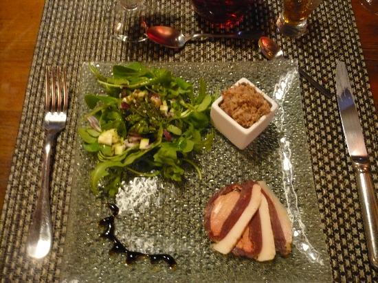 La Licorne: Dinner 1