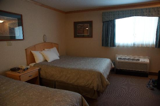 Mount Robson Inn: 2 Queen beds