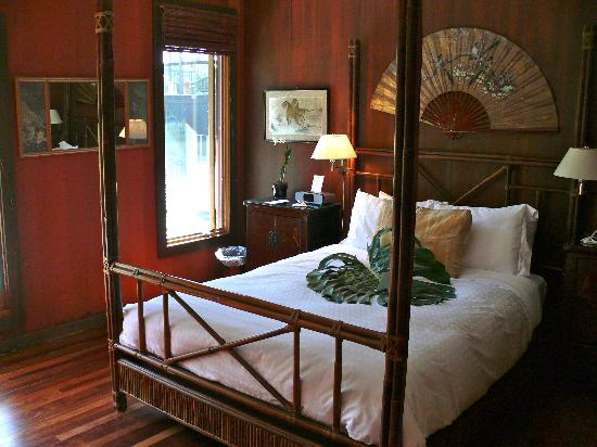 Holualoa Inn: The Ginger Room