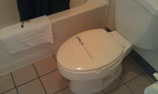 St. George Inn & Suites : Bathroom was spotless