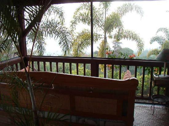 Aloha Guest House: Horizon room view