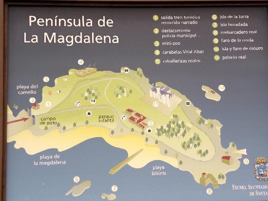 Plano Picture of Peninsula of Magdalena Santander TripAdvisor