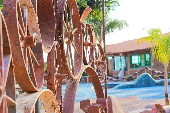 Hotel Mar Chapalico: Hotel y alrededores