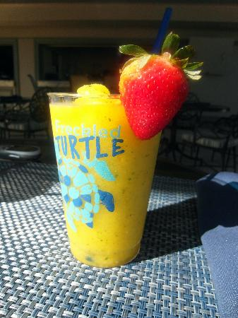 Ocean Bar and Grill: So refreshing!