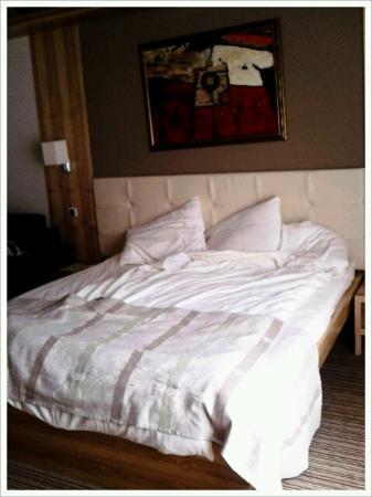 Hotel Dras : Comfy bed